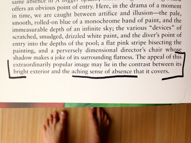 About Hockney
