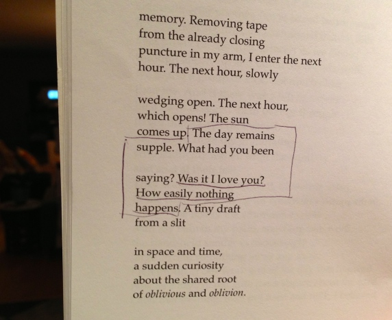 Spoon River Poetry Review Veronica Patterson Poem