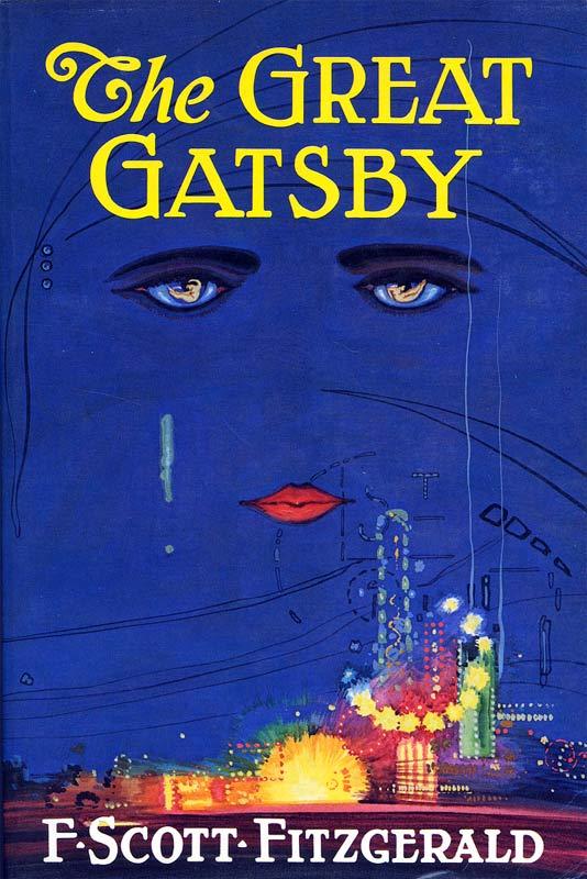 The Great Gatsby F Scott Fitzgerald Literature Books