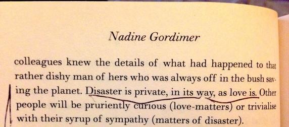 Get a Life Nadine Gordimer Literature Books South Africa