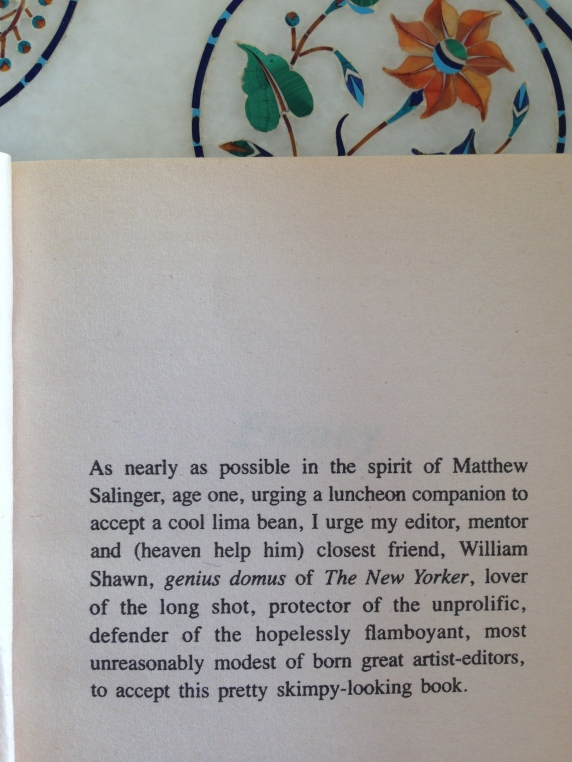JD Salinger, Books, Reading, Literature, Franny & Zooey