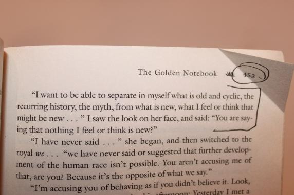 Doris Lessing The Golden Notebook Literature Writing Books Reading