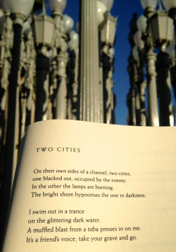 Chris Burden Tomas Transtromer Art Poetry