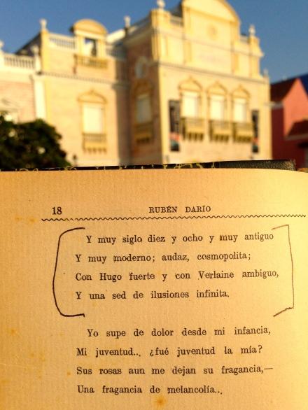 Ruben Dario Poetry Poesia