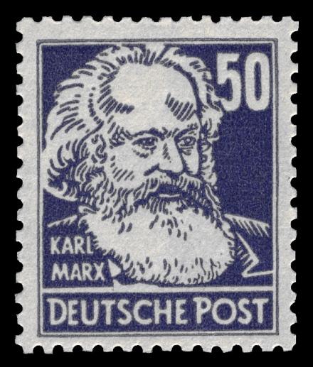 Karl Marx History