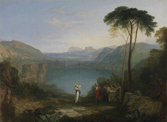 Turner Art Romanticism