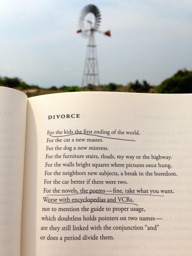 Poetry Wislawa Szymborska Divorce