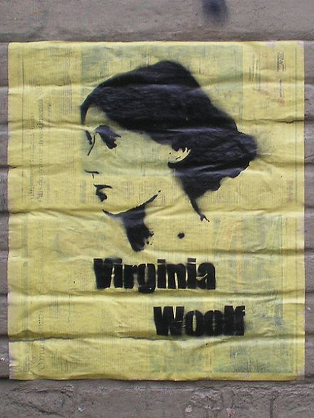 Literature Lit Virginia Woolf