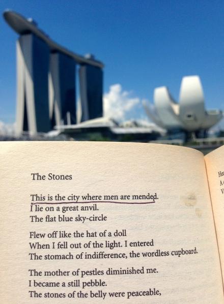 Singapore Sylvia Plath