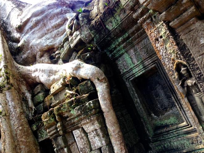 Cambodia Temples Ruin