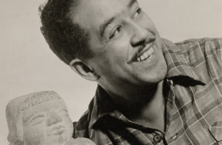 Langston Hughes poetry writing