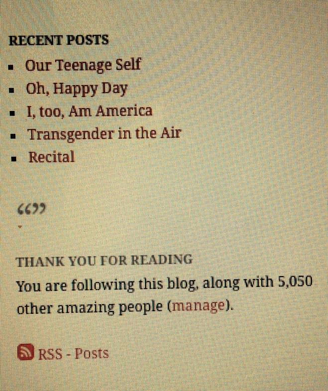 blogging writing reading