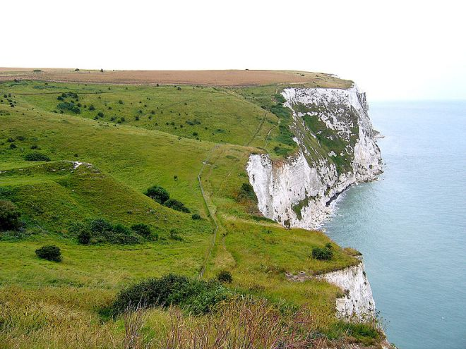 2005-07-26_-_United_Kingdom_-_England_-_Dover_-_White_Cliffs_4_4888124626